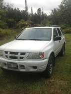 99 4X4 Isuzu Rodeo