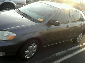 2007 Toyota Corolla Stick