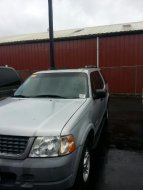 03 4x4 ford Exploror