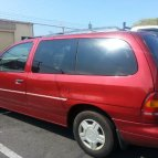 99 van Ford Windstar 7pass plus luggage